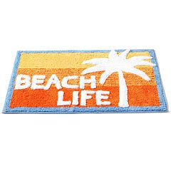 Saturday Knight, Ltd. Paradise Beach Bath Rug