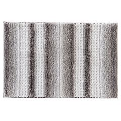 Saturday Knight, Ltd. Stripe Fade Bath Rug