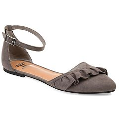 Journee Collection Lazae Women's D'Orsay Flats