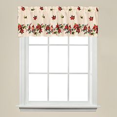 Saturday Knight, Ltd. Holiday Elegance Valance