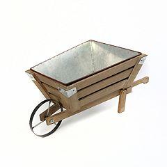 Gerson Decorative Wagon Planter