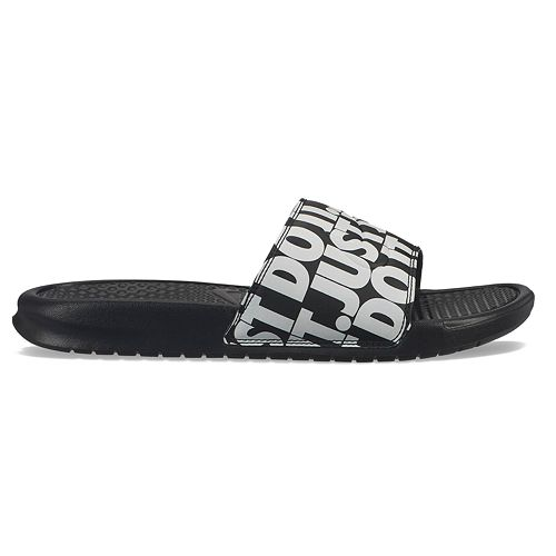6494ac71 Nike Benassi JDI Print Men's Slide Sandals