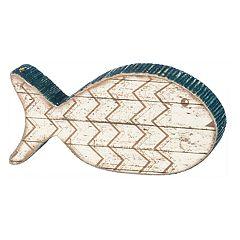 Rustic Fish Coastal Table Decor