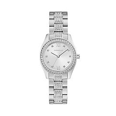 Caravelle Women's Crystal Watch - 43L212