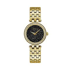 Caravelle Women's Crystal Stainless Steel Watch - 44L243