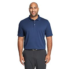 Big & Tall Van Heusen Air Classic-Fit Polo