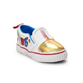 Vans Asher V Toddler Boys' Astronaut Skate Shoes