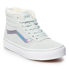 Vans Ward Hi Zip Girls' Skate Shoes