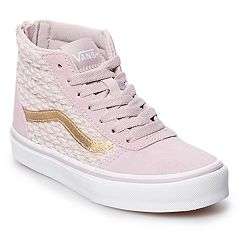 Vans Ward Hi Zip Girls' Knite Skate Shoes