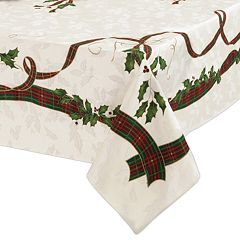 Lenox Holiday Nouveau Tablecloth