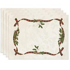 Lenox Holiday Nouveau Placemat 4-Pack