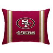 """San Francisco 49ers 20"""" x 26"""" Plush Pillow"""