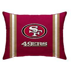 San Francisco 49ers 20' x 26' Plush Pillow