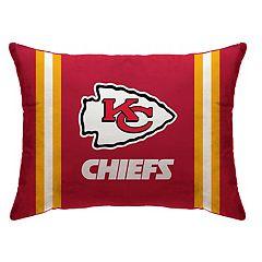 Kansas City Chiefs 20' x 26' Plush Pillow