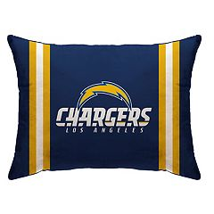 Los Angeles Chargers 20' x 26' Plush Pillow