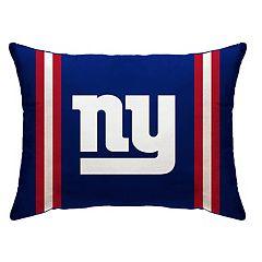 New York Giants 20' x 26' Plush Pillow