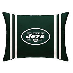 New York Jets 20' x 26' Plush Pillow