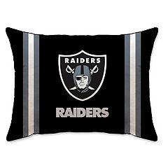 Oakland Raiders 20' x 26' Plush Pillow