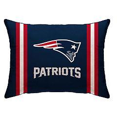 New EnglandPatriots 20' x 26' Plush Pillow