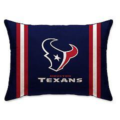 Houston Texans 20' x 26' Plush Pillow