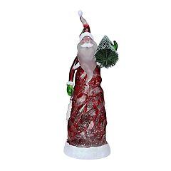Northlight Seasonal 11' LED Santa Color Changing Christmas Table Decor