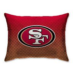 San Francisco 49ers 20' x 26' Dot Fade Pillow