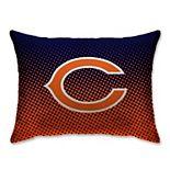 """Chicago Bears 20"""" x 26"""" Dot Fade Pillow"""