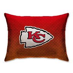 Kansas City Chiefs 20' x 26' Dot Fade Pillow