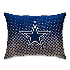 Dallas Cowboys 20' x 26' Dot Fade Pillow