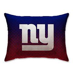 New York Giants 20' x 26' Dot Fade Pillow