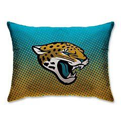 Jacksonville Jaguars 20' x 26' Dot Fade Pillow
