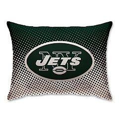 New York Jets 20' x 26' Dot Fade Pillow