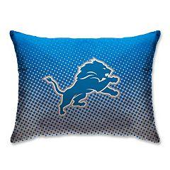 Detroit Lions 20' x 26' Dot Fade Pillow
