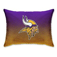 Minnesota Vikings 20' x 26' Dot Fade Pillow