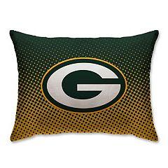 Green Bay Packers 20' x 26' Dot Fade Pillow
