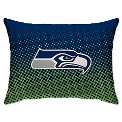 Seattle Seahawks 20' x 26' Dot Fade Pillow