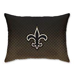 New Orleans Saints 20' x 26' Dot Fade Pillow