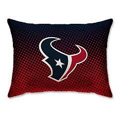 Houston Texans 20' x 26' Dot Fade Pillow