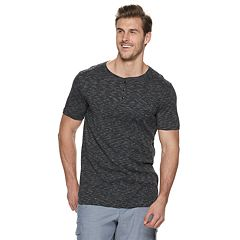 Big & Tall Apt. 9® Slubbed Henley
