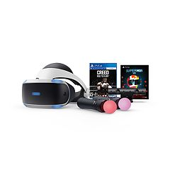 Sony PlayStation VR CREED: Rise to Glory & SUPERHOT VR Bundle