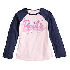 Girls 4-10 Jumping Beans® Barbie Graphic Tee