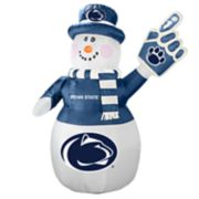 Boelter Penn State Nittany Lions Inflatable Snowman