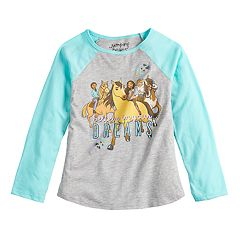 Girls 4-10 Jumping Beans® Spirit 'Believe In Your Dreams' Graphic Tee