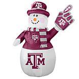 Boelter Texas A&M Aggies Inflatable Snowman
