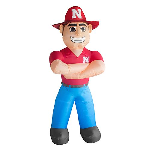 Boelter Nebraska Cornhuskers Inflatable Mascot