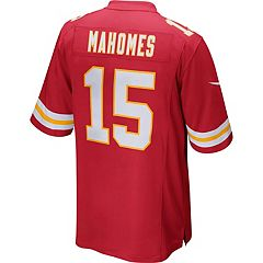 Men's Nike Kansas City Chiefs Patrick Mahomes Team Jersey