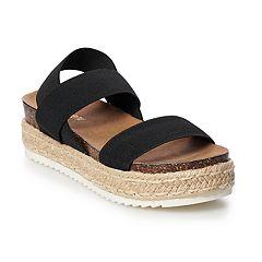 fb03e87f054 madden NYC Keendal Women s Platform Espadrille Sandals