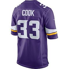 2a56b6b6f46 Men s Nike Minnesota Vikings Dalvin Cook Team Jersey