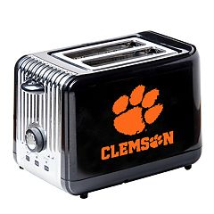 Clemson Tigers Two-Slice Toaster