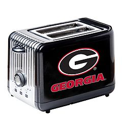 Georgia Bulldogs Two-Slice Toaster